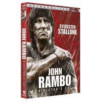 John Rambo Edition Director's cut DVD