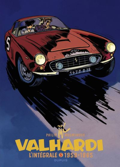 Valhardi Intégrale - Tome 5 - L'intégrale 1959-1965 - 9791034743674 - 9,99 €