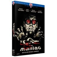 The Maniac Edition Collector Combo Blu-ray DVD