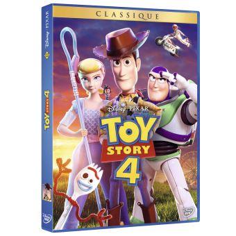 Toy StoryPrécommande - Toy Story 4 DVD