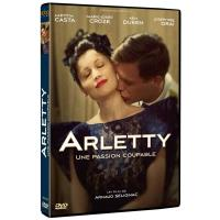 Arletty, une passion coupable DVD