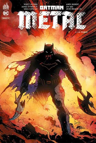 Batman metal - tome 1