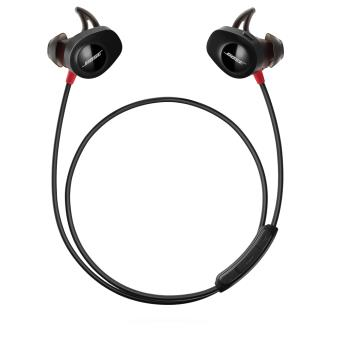 Bose SoundSport Pulse Draadloze Oortelefoons Rood
