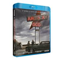 American Gods Saison 1 Blu-ray