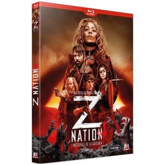 Z NationZ Nation Saison 4 Blu-ray