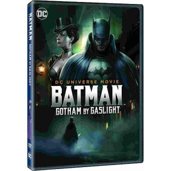 Batman animated seriesBatman : Gotham by Gaslight DVD