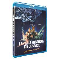 La folle histoire de l'espace Blu-ray