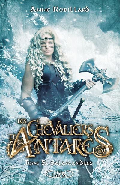 Les chevaliers d'Antarès - Tome 5 : Les chevaliers d'Antarès