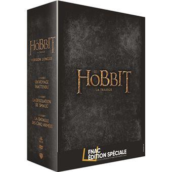 Bilbo le HobbitHOBBIT TRILOGIE-FR-15DVD