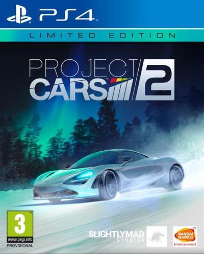 Project Cars 2 Edition Limitée PS4