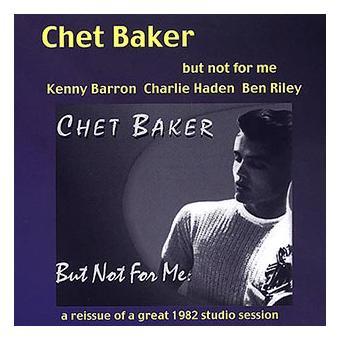 But not for me pdf chet baker