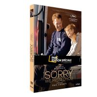Sorry We Missed You Edition Spéciale Fnac DVD