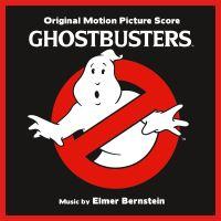 Ghostbusters Double Vinyle Transparent et Vert