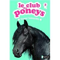 Le club des poneys 03: Tornado l'indomptable