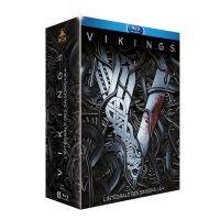 Coffret Vikings Saisons 1 à 4 Blu-ray