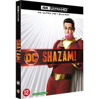ShazamShazam ! Blu-ray 4K Ultra HD