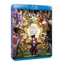 Alice de l'autre côté du miroir Blu-ray