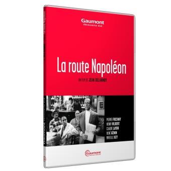 ROUTE NAPOLEON-N/B-1953-FR