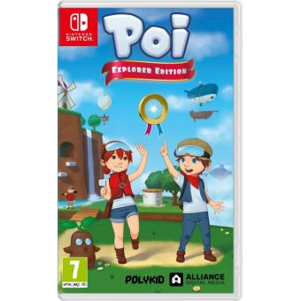 POI Edition Explorer Nintendo Switch