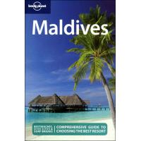 MALDIVAS LP TRAVEL GUIDE