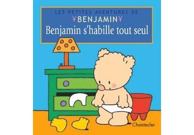 Benjamin s'habille tout seul