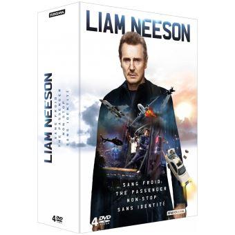 Coffret Liam Neeson 4 Films DVD