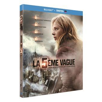 La 5e vagueLa 5ème vague Blu-ray