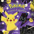 Les Pokémon - Mes cartes à gratter - Pikachu à Alola