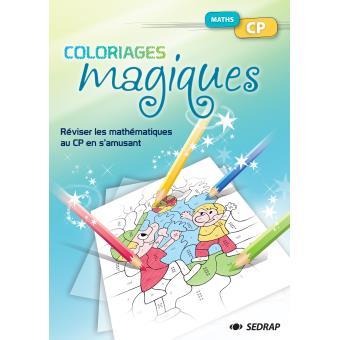 Coloriages Magiques Mathematiques Cp Fichier