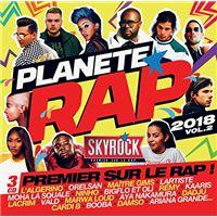 Planete Rap 2018 Volume 2