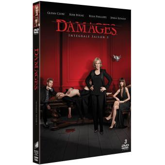 DamagesDamages - Coffret intégral de la Saison 5 - DVD