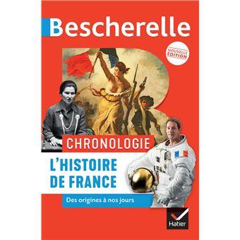 Bescherelle Chronologie De L Histoire De France