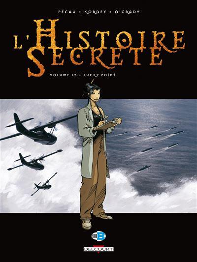 L'histoire secrète T12 lucky Point