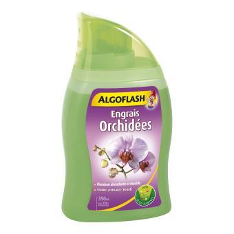 20 sur engrais orchid es algoflash 375ml soin des - Engrais pour orchidee ...