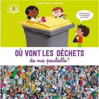 Où vont les déchets de ma poubelle ? NE
