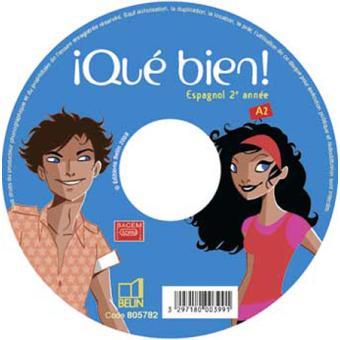 que bien espagnol 2 me ann e cd l ve remplacement textes lus reynald montaigu. Black Bedroom Furniture Sets. Home Design Ideas