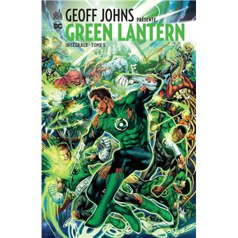 Green LanternL'intégrale