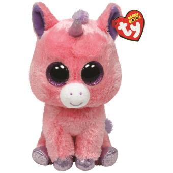 peluche magic la licorne beanie boo s ty xlarge 70 cm animal en peluche achat prix fnac. Black Bedroom Furniture Sets. Home Design Ideas