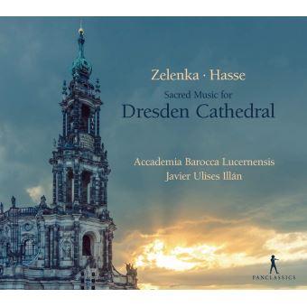 Musique sacree pour la cathedrale de dresde