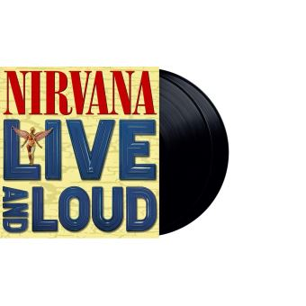 Live and Loud - 2LP
