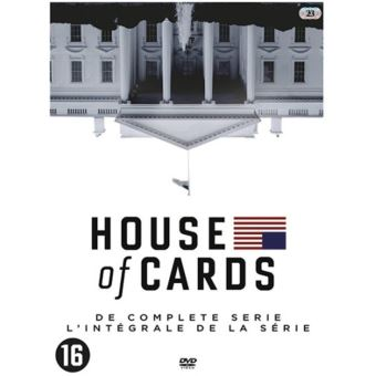 HOUSE OF CARDSTHE COMPLETE SERIES-BIL