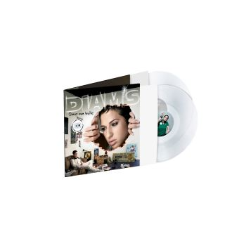 Dans ma bulle Edition Limitée Vinyle Transparent