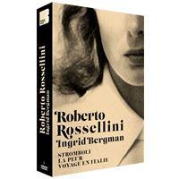 Coffret Ingrid Bergman par Roberto Rosellini DVD