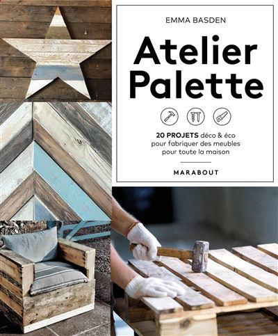 Atelier palette