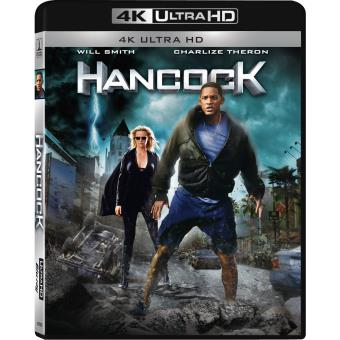 Hancock Blu-ray 4K Ultra HD
