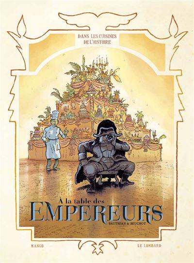 A la table de l'Empire