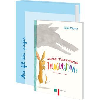 Au fil des pages Attention ! Fais marcher ton imagination ! CE1