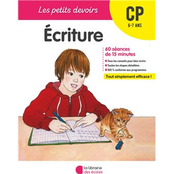 Écriture CP