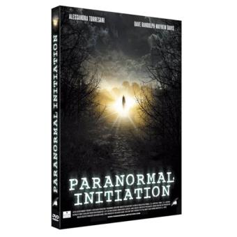 Paranormal initiation - DVD