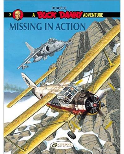 Buck Danny - tome 7 Missing in action